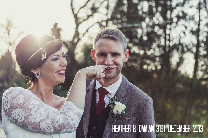 2 New Year's Eve Wedding in Lancashire By Claire Penn Photography