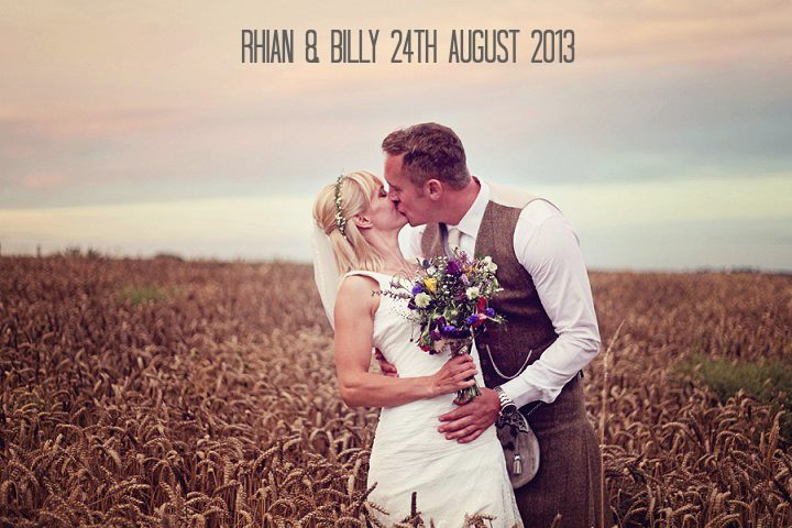 2 Welsh Farm Wedding By Kelly J Photography
