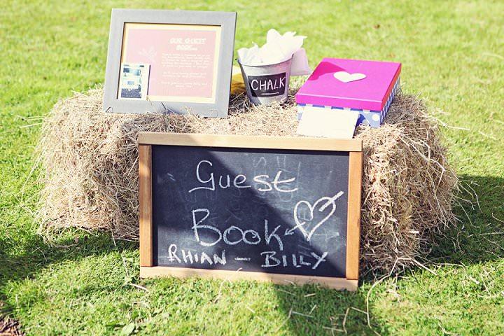 20 Welsh Farm Wedding By Kelly J Photography