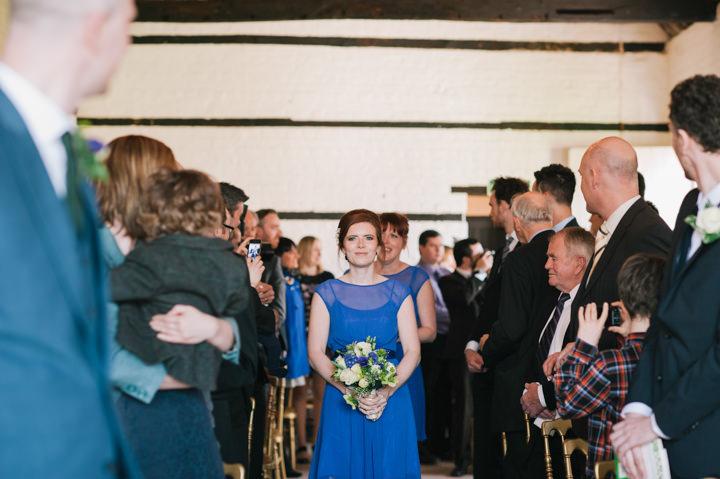 22 Relaxed Barn Wedding by Stott & Atkinson