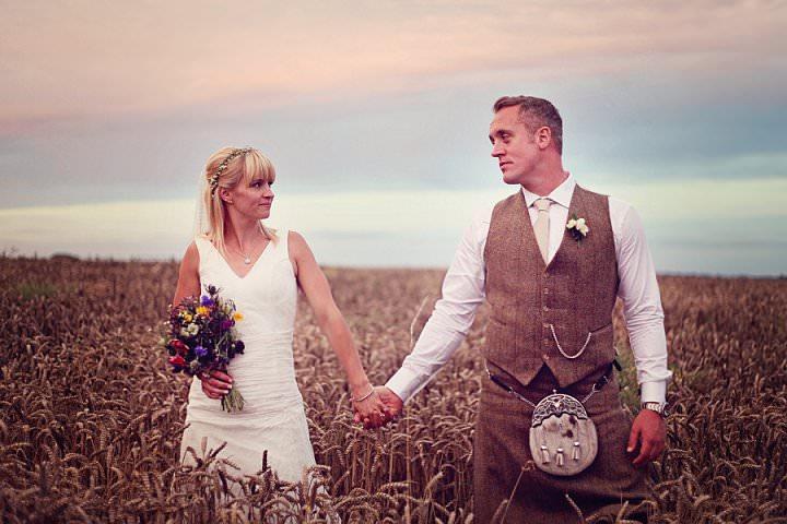 22 Welsh Farm Wedding By Kelly J Photography