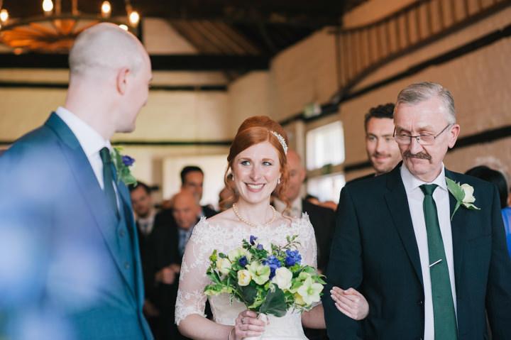 23 Relaxed Barn Wedding by Stott & Atkinson