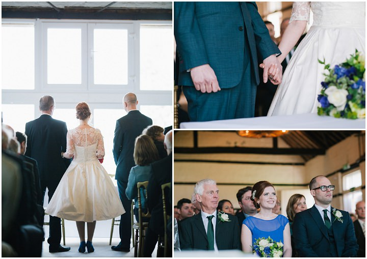 24 Relaxed Barn Wedding by Stott & Atkinson