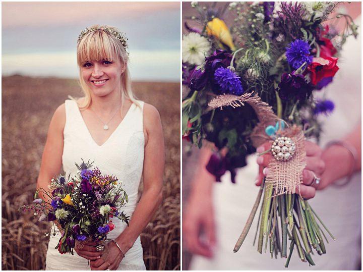 24 Welsh Farm Wedding By Kelly J Photography