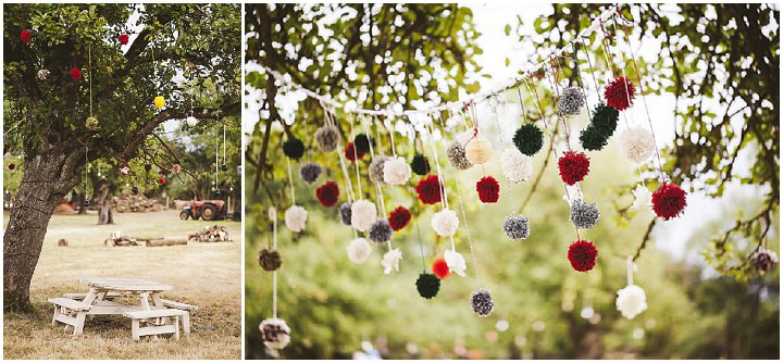 25 Homemade Orchard Wedding by How Photography