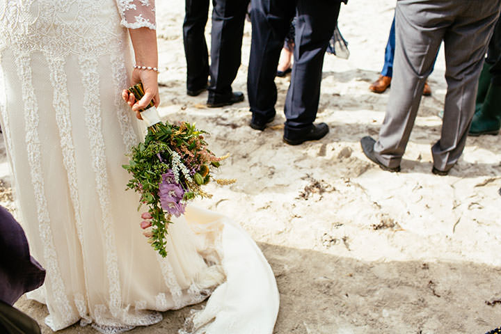 25 Informal Beach Wedding By Zoe Campbell