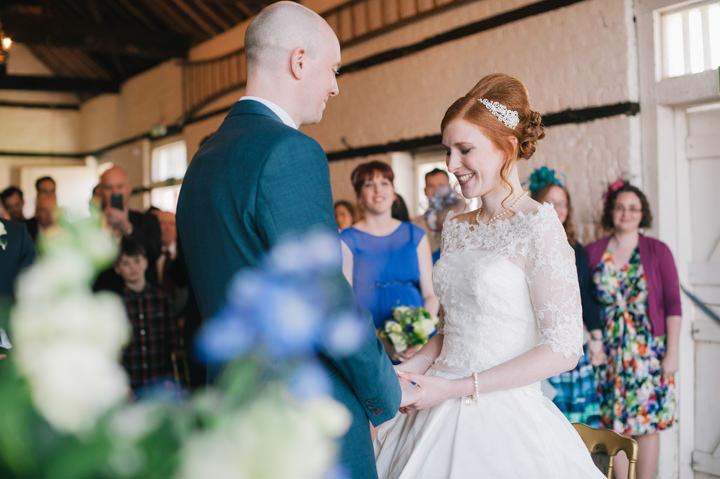 25 Relaxed Barn Wedding by Stott & Atkinson