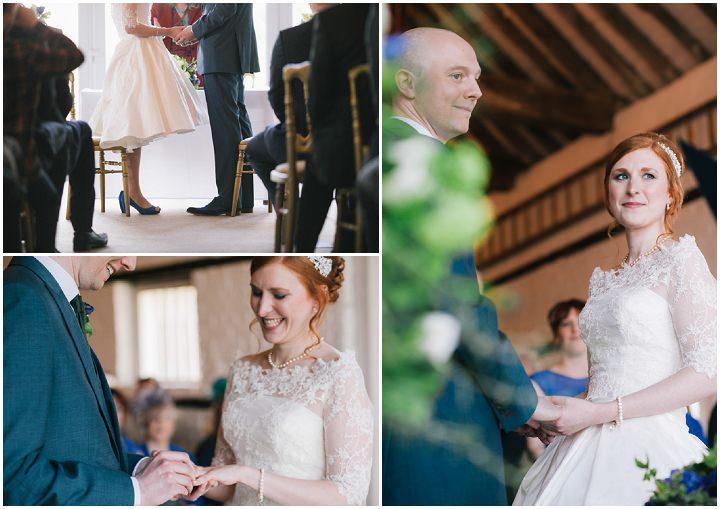 26 Relaxed Barn Wedding by Stott & Atkinson
