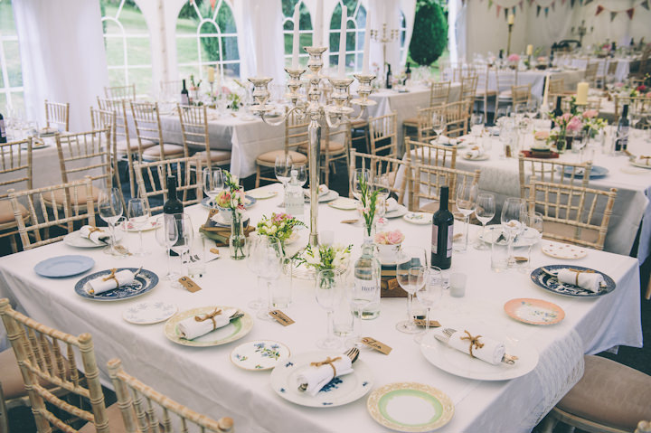 27 Quintessential English Garden Wedding By Matt Brown