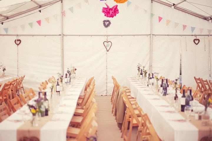 27 Welsh Farm Wedding By Kelly J Photography