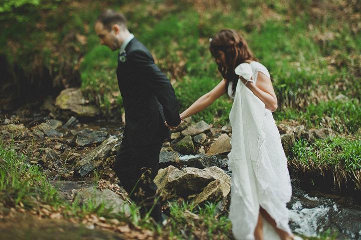 27 Woodland Wedding By Igor Demba