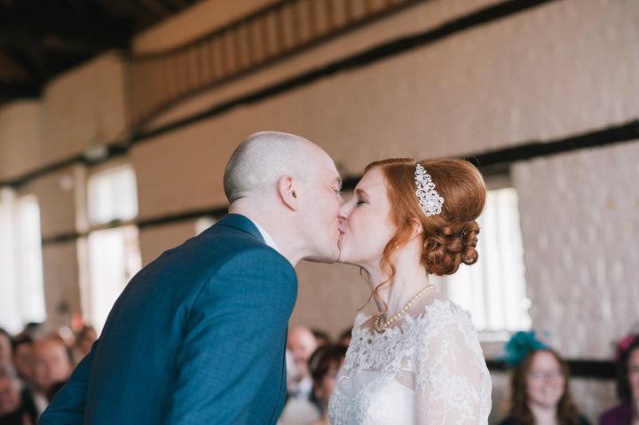 28 Relaxed Barn Wedding by Stott & Atkinson