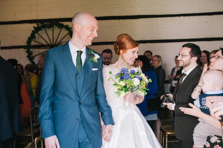 29 Relaxed Barn Wedding by Stott & Atkinson