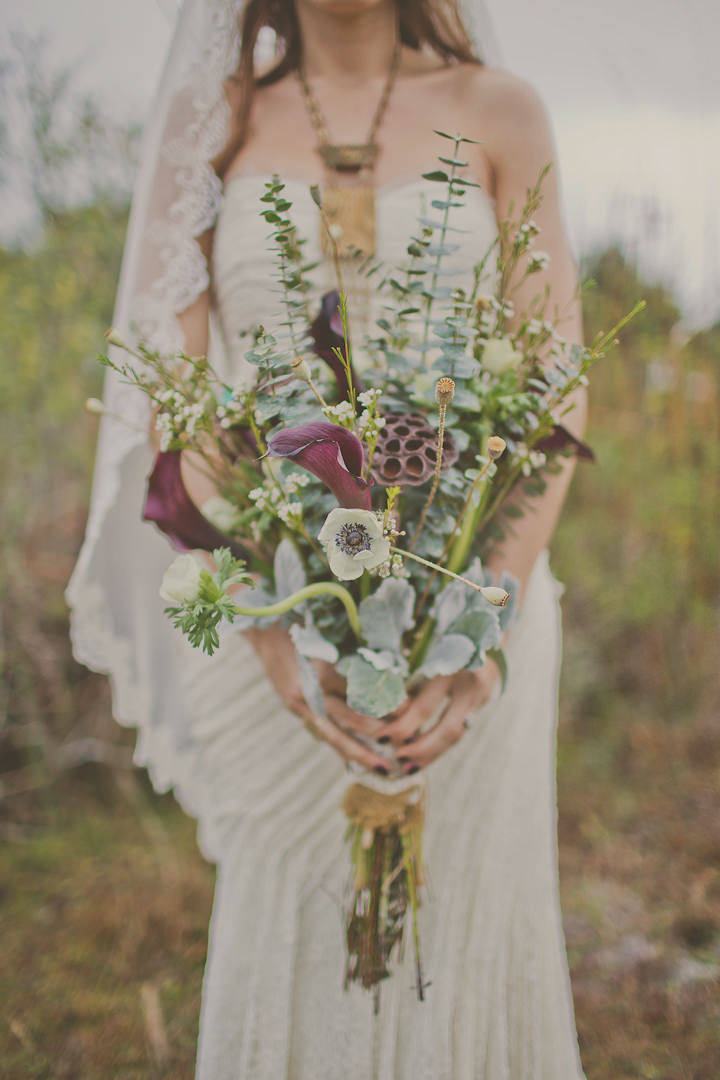 3 Rustic Outdoor Florida Wedding By Stacy Paul Photography