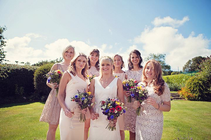 3 Welsh Farm Wedding By Kelly J Photography