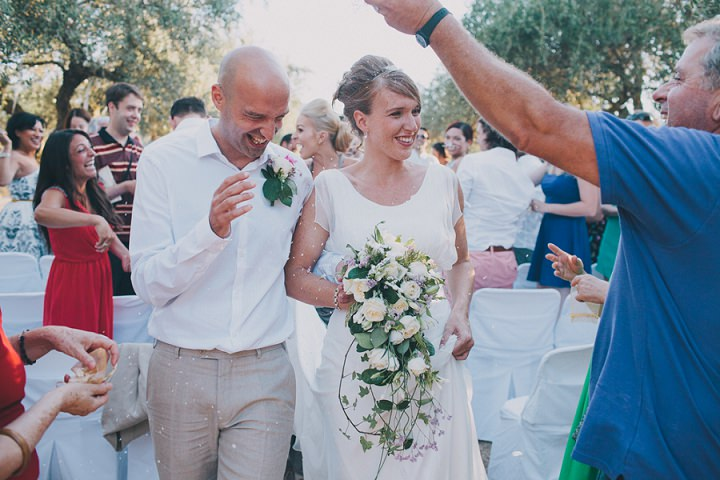 Olive Grove Greek Wedding By Robbins Photographic