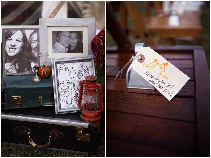 31 Backyard Wedding With a Touch of Autumn Vintage Elegance