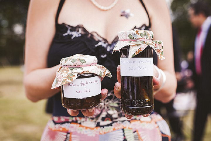 32 Homemade Orchard Wedding by How Photography