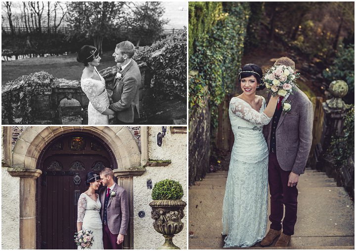 32 New Year's Eve Wedding in Lancashire By Claire Penn Photography