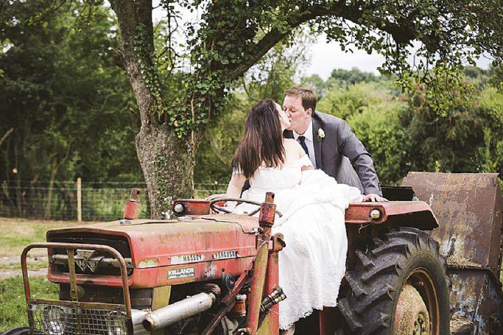 35 Homemade Orchard Wedding by How Photography