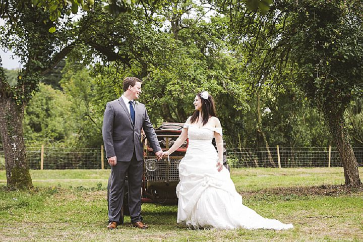 36 Homemade Orchard Wedding by How Photography