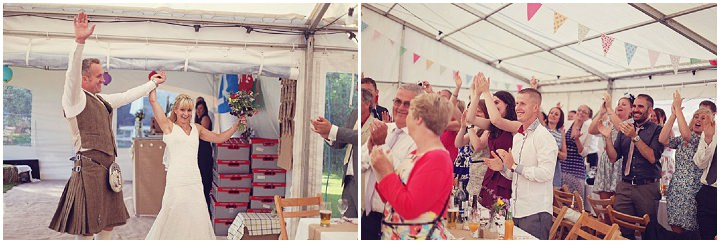 36 Welsh Farm Wedding By Kelly J Photography