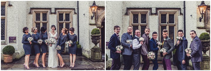 37 New Year's Eve Wedding in Lancashire By Claire Penn Photography