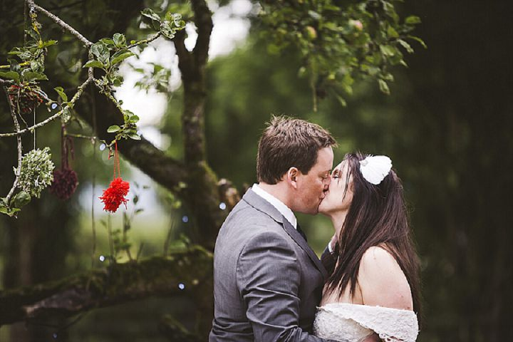 38 Homemade Orchard Wedding by How Photography