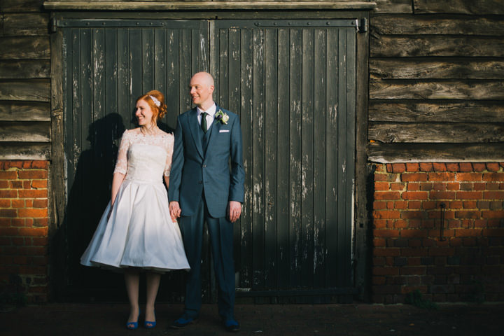 38 Relaxed Barn Wedding by Stott & Atkinson