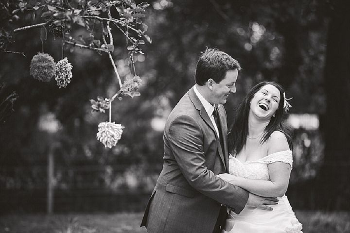 39 Homemade Orchard Wedding by How Photography
