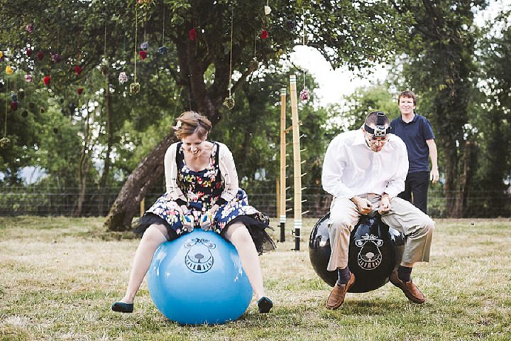 4 Homemade Orchard Wedding by How Photography