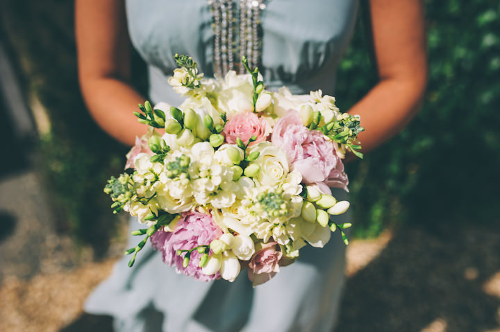 Quintessential English Garden Wedding By Matt Brown