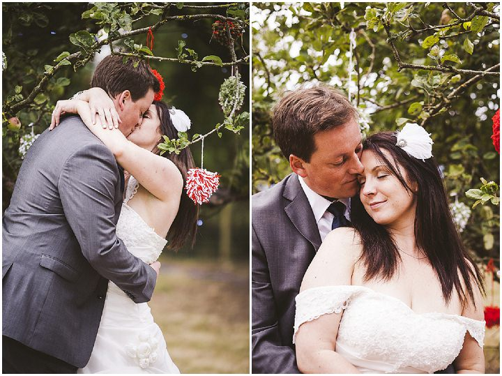 40 Homemade Orchard Wedding by How Photography