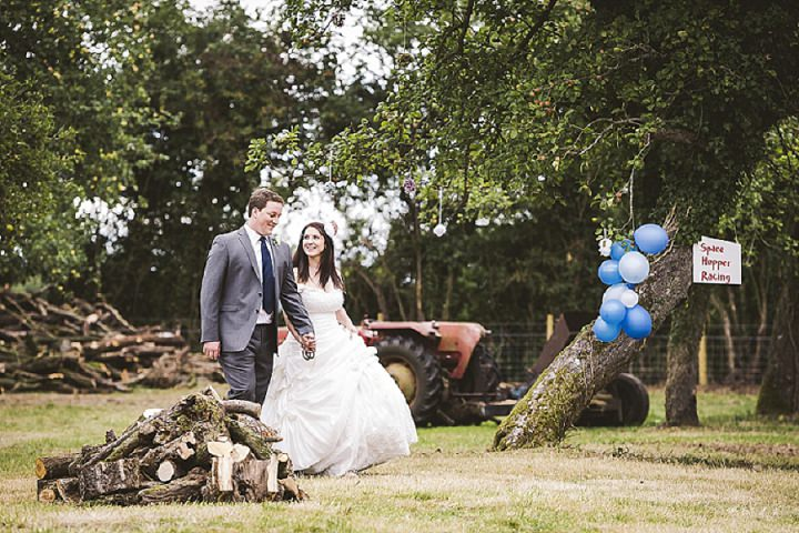 41 Homemade Orchard Wedding by How Photography