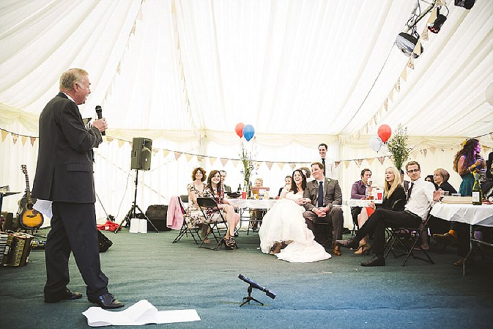 42 Homemade Orchard Wedding by How Photography