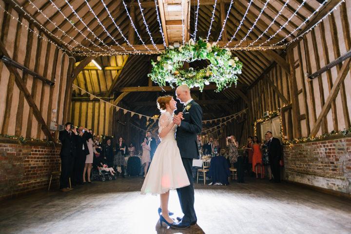 43 Relaxed Barn Wedding by Stott & Atkinson