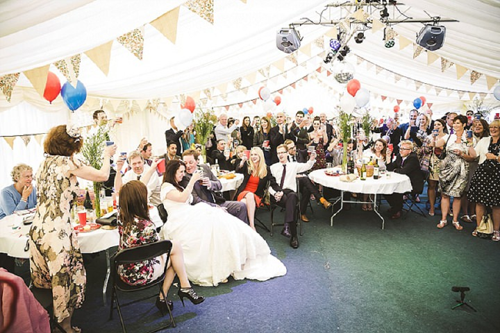 44 Homemade Orchard Wedding by How Photography