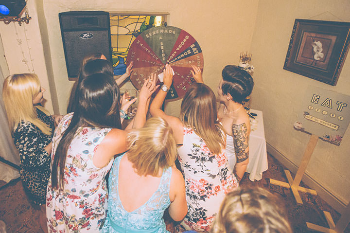 44 Homemade Wedding By Mike Plunkett Photography