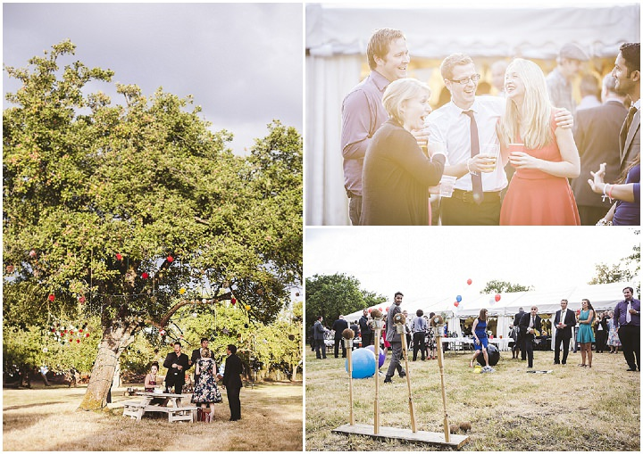 45 Homemade Orchard Wedding by How Photography