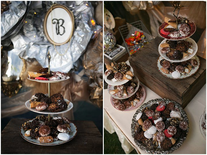 46 Backyard Wedding With a Touch of Autumn Vintage Elegance