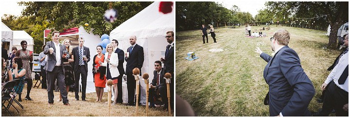 47 Homemade Orchard Wedding by How Photography