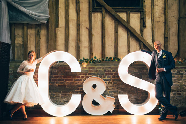 5 Relaxed Barn Wedding by Stott & Atkinson