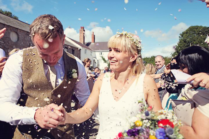 5 Welsh Farm Wedding By Kelly J Photography
