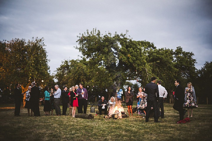 50 Homemade Orchard Wedding by How Photography