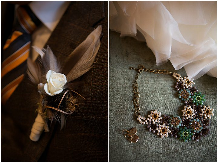 6 Backyard Wedding With a Touch of Autumn Vintage Elegance