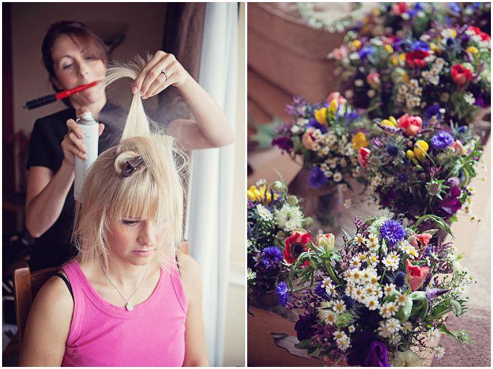 6 Welsh Farm Wedding By Kelly J Photography