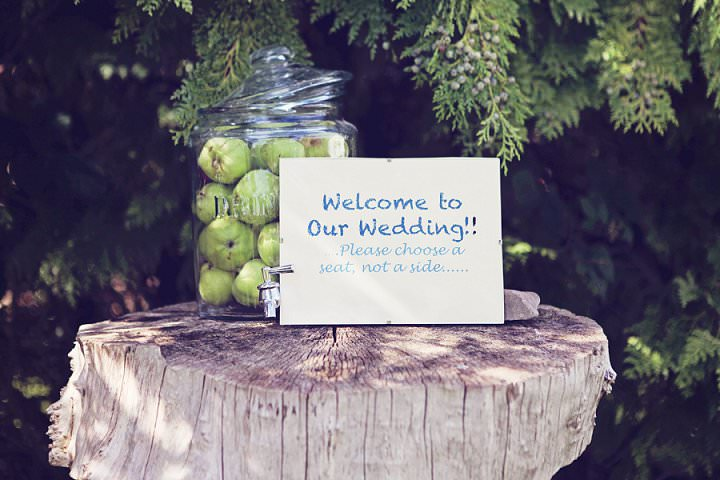 8 Welsh Farm Wedding By Kelly J Photography