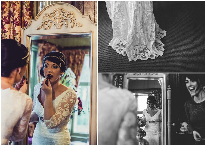 9 New Year's Eve Wedding in Lancashire By Claire Penn Photography