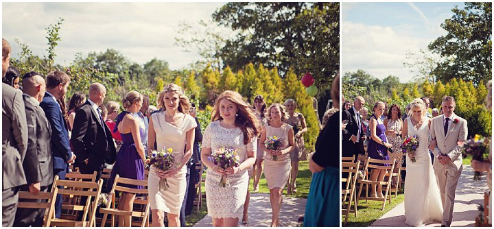 9 Welsh Farm Wedding By Kelly J Photography