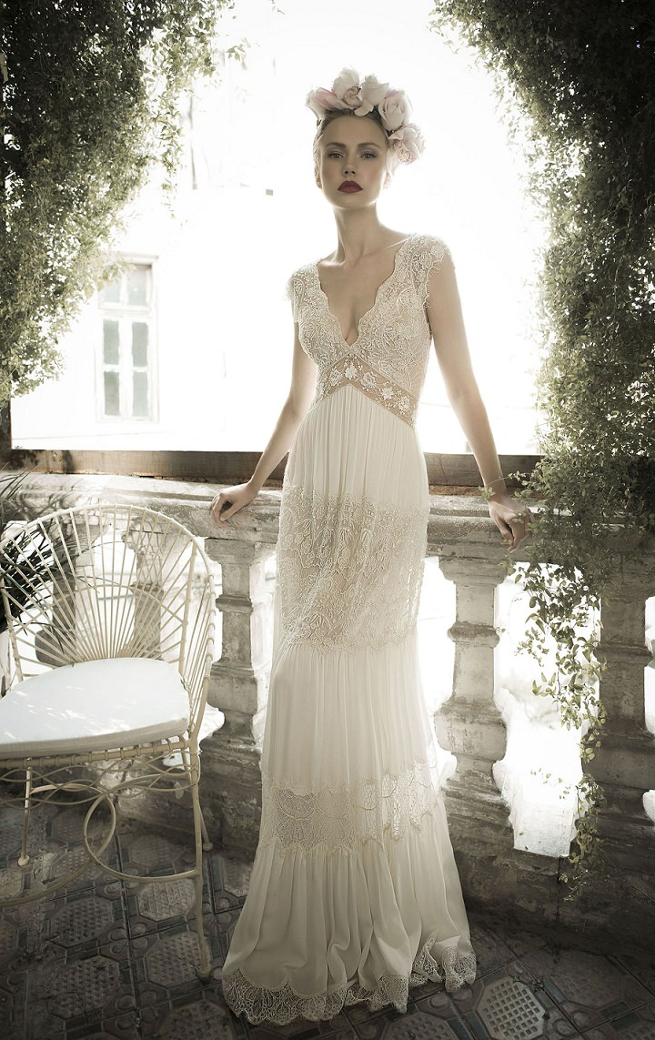 bridal style lihi hod   spring summer 2014 collection